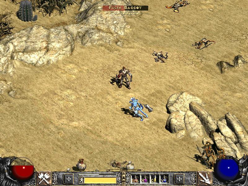 Diablo 2 ключ скачать