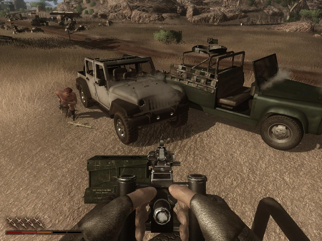 Official Blog For Majorslackvideos Youtube Channelfar Cry 2