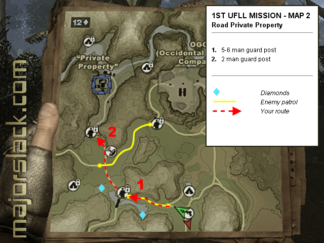 how to delate maps in far cry 2